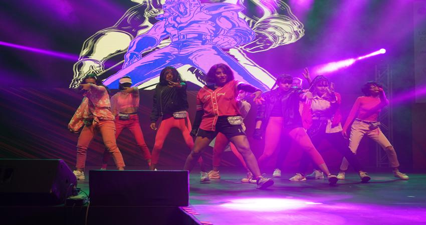 Lg k-pop INDIA 2019 में दिखी टैलेंट्स की पावरपैक परफॉरमेंस, देखिए Exclusive Pics