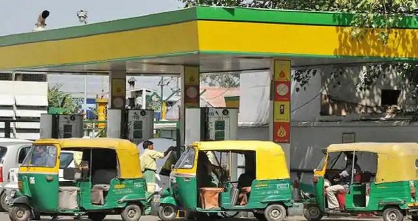 दिल्ली में महंगाई की मार! पेट्रोल डीजल के साथ CNG के भी बढ़े दाम