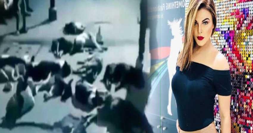 राखी सावंत ने शेयर किया Bigg Boss का ऐसा Video, हंसते-हंसते दुख जाएगा आपका पेट