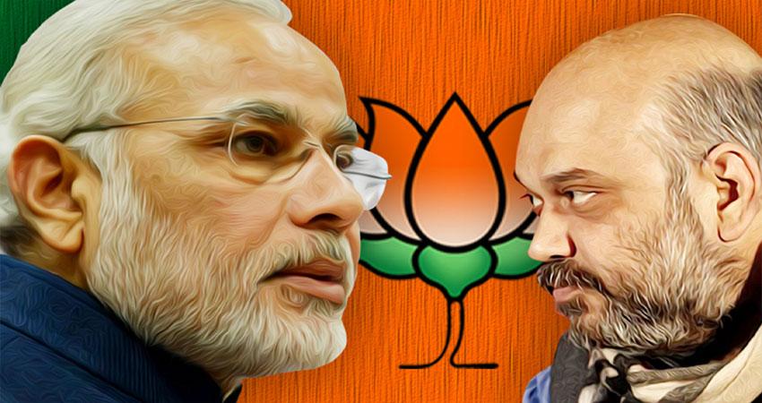 कांग्रेस की कमजोर नब्ज पर मोदी- शाह का वार, इन कामों के दम पर सत्ता में दोबारा आ रही मोदी सरकार!