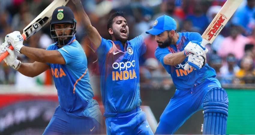 IND vs WI: तीसरे मैच में टीम इंडिया ने बनाए कई बड़े रिकॉर्ड, पंत ने धोनी को छोड़ा पीछे