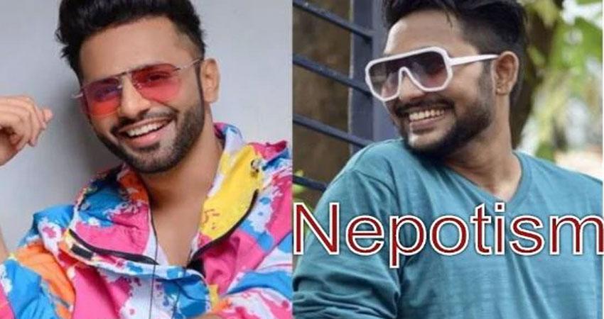 Bigg Boss14: घर में उठी नेपोटिज्म की आवाज, राहुल ने लगाए जान पर गंभीर आरोप