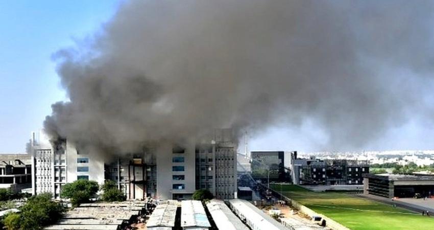 सीरम इंस्टीट्यूट की आग पर बैठी जांच, तीन सरकारी एजेंसियां कर रही पड़ताल