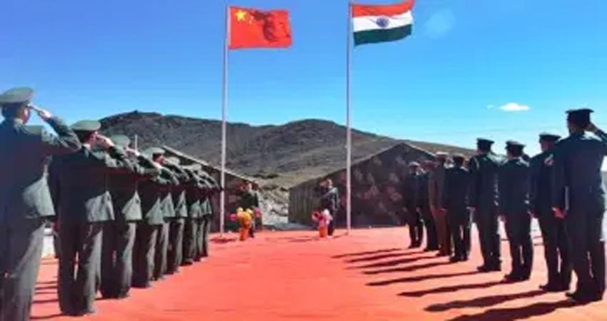 कोर कंमाडर बैठक में भारत की शर्त, तनातनीवाली सभी जगहों से पीछे हटे चीनी सेना