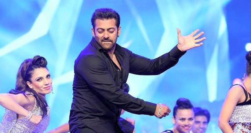 Video: सलमान खान ने पंजाबी गानों पर किया जबरदस्त डांस, बॉबी देओल भी आए नजर
