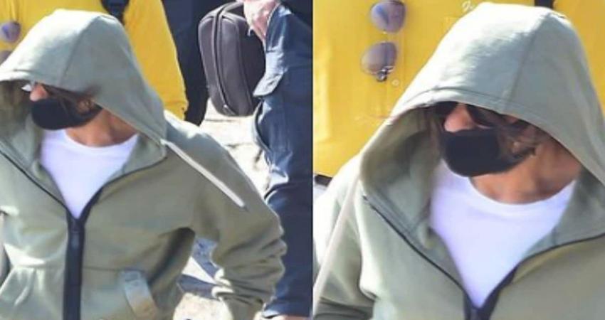 Video: ''पठान'' की शूटिंग के बीच Gateway Of India पर बोर्डिंग के मजे लेते दिखे शाहरुख
