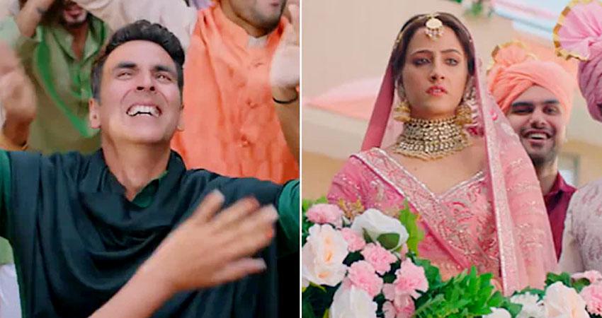 अक्षय कुमार के ''फिलहाल 2 मोहब्बत'' टीजर ने डिजिटल दुनिया में मचा दिया तहलका