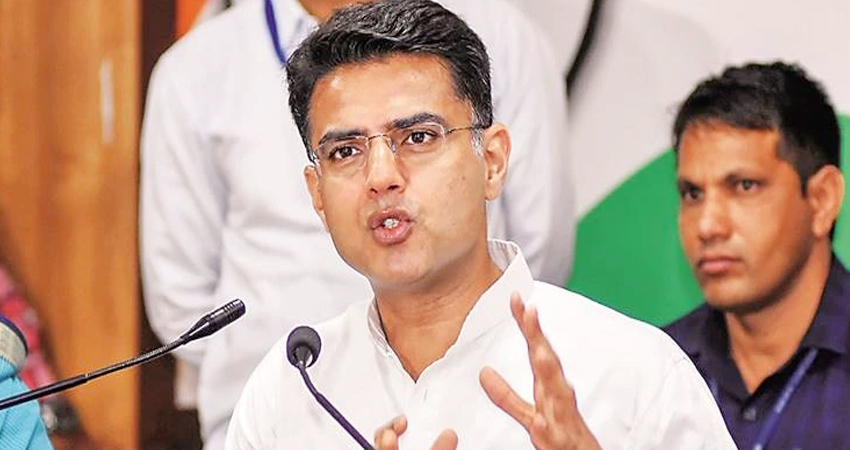 चुनाव प्रचार के लिए असम दौरे पर जाएंगे कांग्रेस नेता सचिन पायलट, जानें पूरा कार्यक्रम