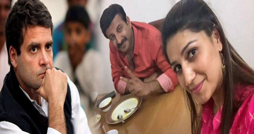 सपना चौधरी बनीं कांग्रेस के लिए ''सपना'', BJP में हो सकती हैं शामिल!