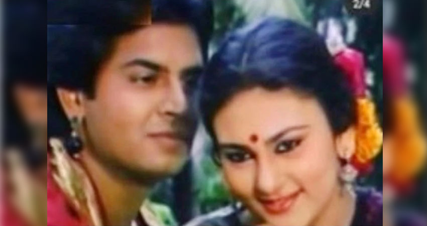 सामने आई टीवी के सीता और लक्ष्मण की यह रोमांटिक तस्वीर, ''रामायण'' से पहले यहां आए थे नजर