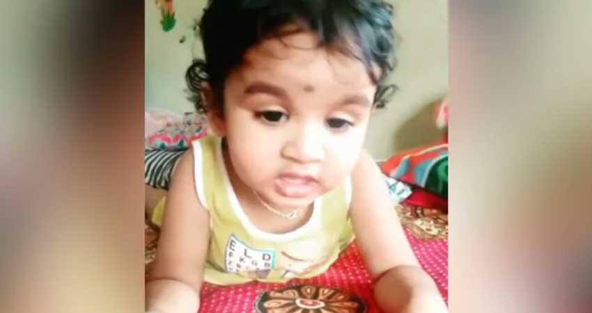 रानू मंडल के बाद 2 साल की बच्ची ने गाया लता मंगेशकर का गाना ''लग जा गले...'', Video हुआ वायरल