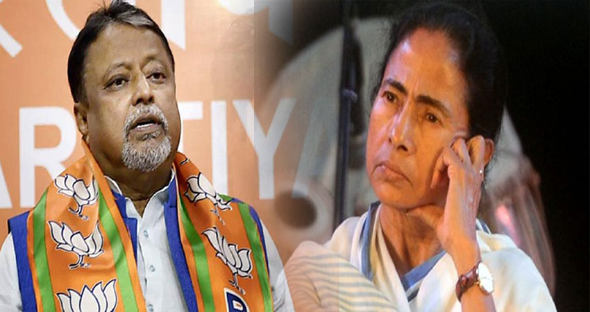 पश्चिम बंगाल में ममता बनर्जी को करारा झटका तीन विधायक, कई पार्षद भाजपा में शामिल