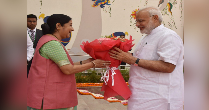 PM मोदी ने सुषमा स्वराज को उनके जन्मदिन पर किया याद, कहा- वो असाधारण और उत्कृष्ट मंत्री थीं