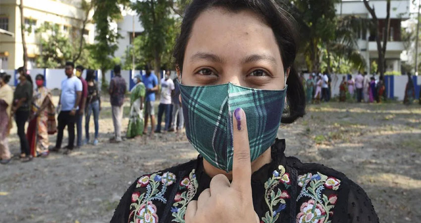 West bengal Live: 43 सीटों पर चल रही वोटिंग, सुबह 11:35 बजे तक 37.27 फीसदी मतदान