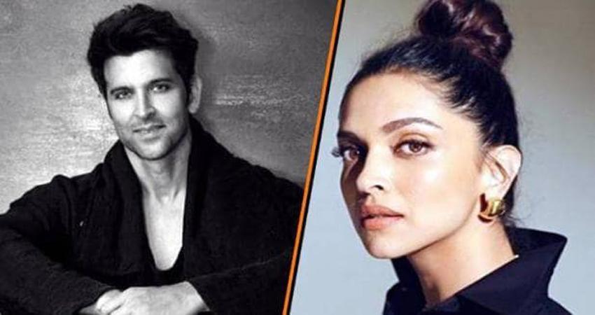 रणवीर नहीं बल्कि रितिक की सीता बनेंगी दीपिका, कुछ ऐसी होगी Love Story