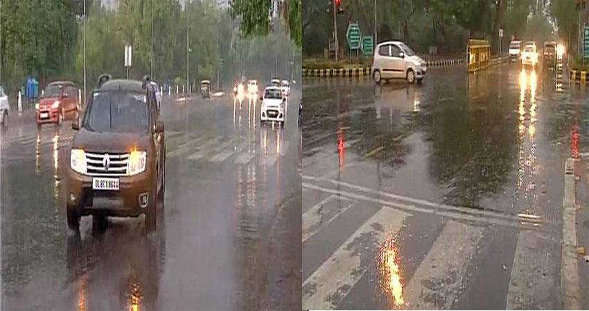 दिल्ली-NCR में बारिश के बाद मौसम ने फिर ली करवट, बढ़ सकती है सर्दी