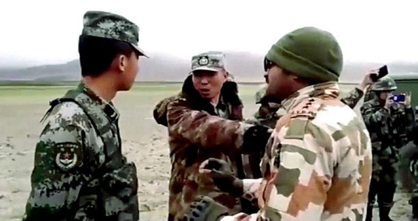 चीन का कबूलनामा- भारत की सेना के साथ झड़प में मारे गए थे सैन्य अधिकारी, सैनिक
