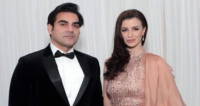 फिल्म'दबंग 3' में होगी अरबाज खान की गर्लफ्रेंड जॉर्जिया की एंट्री, किया खुलासा