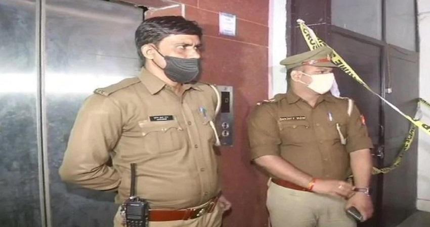 सपा एमएलसी के फ्लैट में युवक की हुई हत्या, बर्थडे पार्टी में चली गोलीयां
