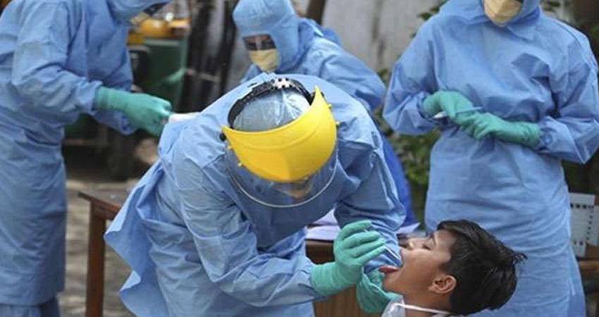 Coronavirus: देश में एक दिन में सामने आए 39,097 नये मामले, 546 मरीजों की मौत