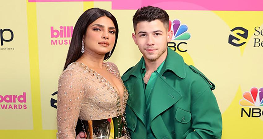 Billboard Music Awards 2021: प्रियंका ने दिखाया बोल्ड अंदाज, पति निक भी दिखें डैशिंग