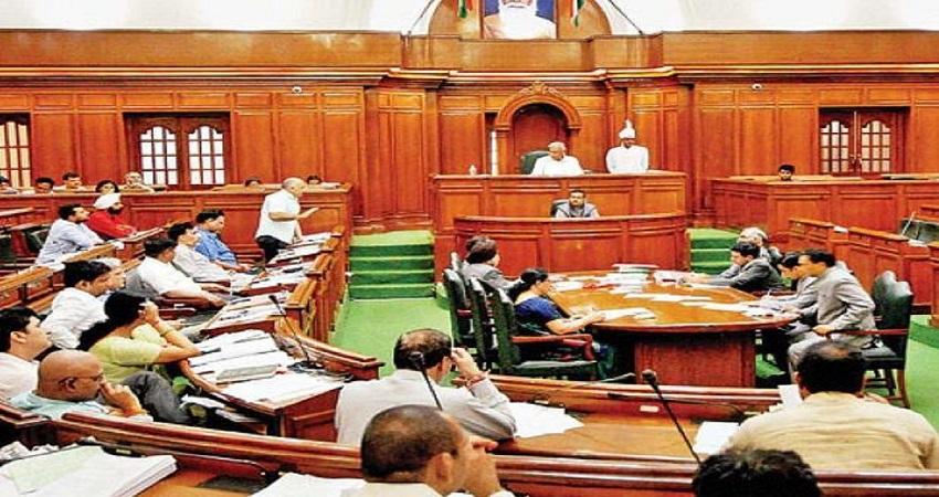 Delhi Budget 2021: कोरोना के बढ़ते मामलों के चलते आज ही समाप्त हो सकता है बजट सत्र