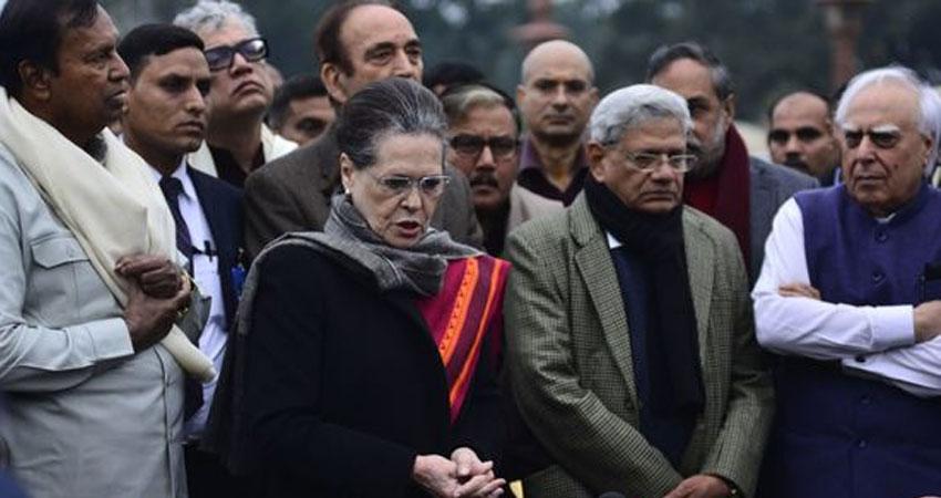 विपक्ष को नहीं भाया जम्मू-कश्मीर में विदेशी राजनयिकों का दौरा, निशाने पर मोदी सरकार