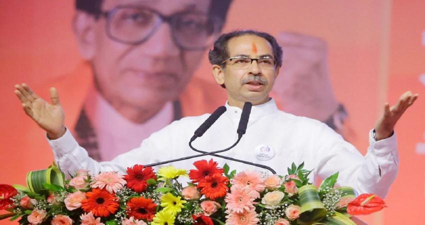 बीजेपी-RSS और राज्यपाल पर भड़के उद्धव ठाकरे, कहा- सरकारें गिरानेके बजाय सुधारें अर्थव्यवस्था