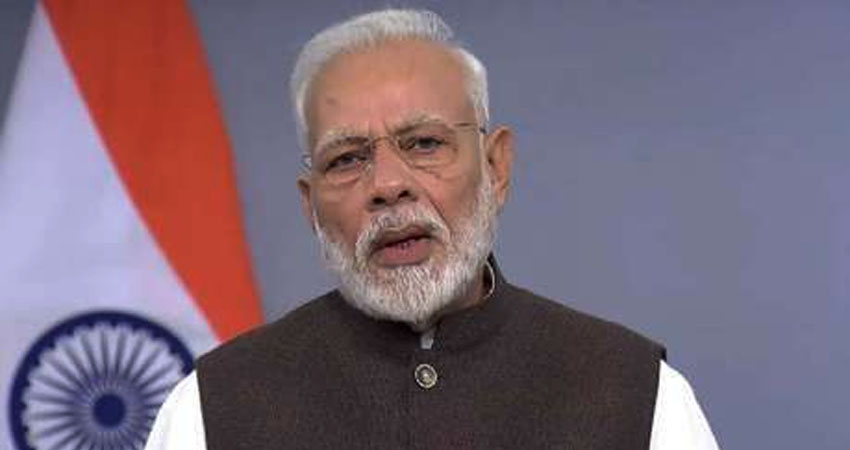 PM मोदी ने की आदित्यनाथ की सराहना, कहा- CM ने आपदा को अवसर में बदला