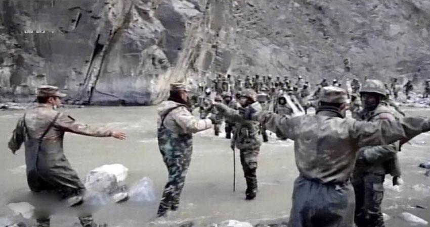 चीन ने गलवान झड़प पर जारी किया प्रोपेगेंडा वीडियो, भारतीय सैनिकों पर लगाया हमले का आरोप