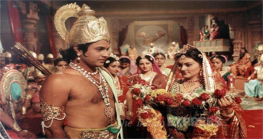 भगवान श्री राम ने ''रामायण'' को सांप्रदायिक बताने वालों को कहा-खुद को नीचा दिखा रहे...