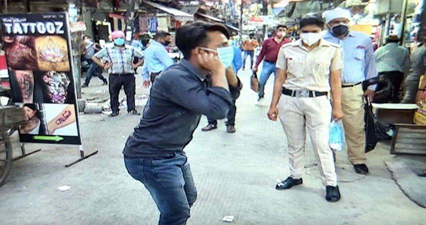 दिल्ली: मास्क नहीं पहनने के अलावा इन नियमों के उल्लंघन पर भी लगेगा जुर्माना, पढ़ें पूरी खबर