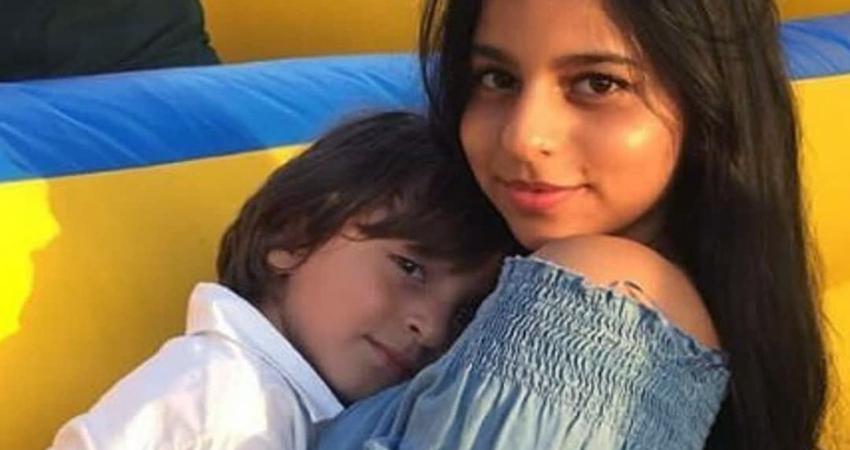 शाहरुख के छोटे बेटे Abram का 8वां बर्थडे, सुहाना संग वायरल हुआ यह क्यूट वीडियो