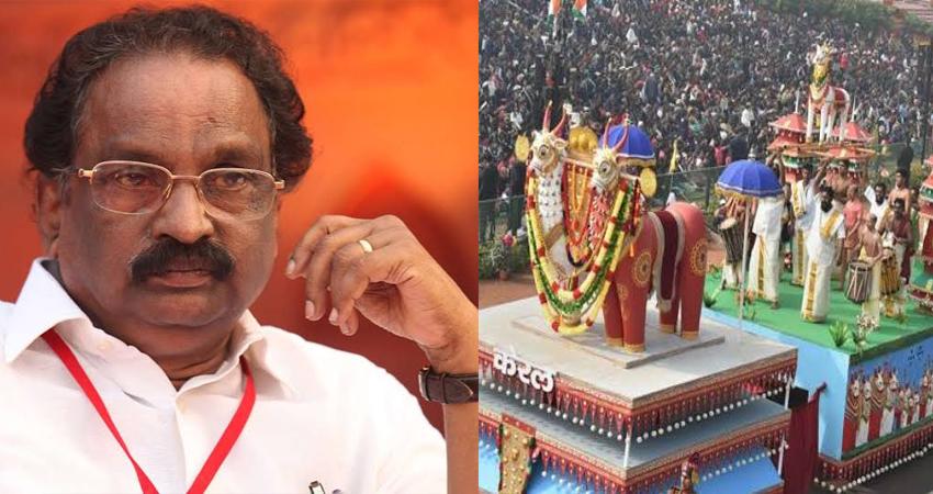 गणतंत्र दिवस की झांकी में लेफ्ट शासित केरल को भी नहीं मिली इजाजत