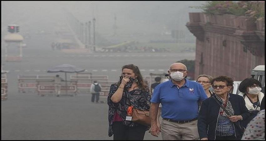 प्रदूषण फैलाया तो 5 करोड़ तक जुर्माना और होगी 5 साल की जेल, केंद्र सरकार ने दिया दखल...