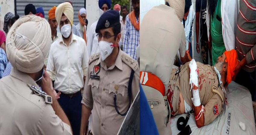 तरनतारन में पुलिस व निहंग सिखों में एनकाउंटर, 2 निहंगों की मौत