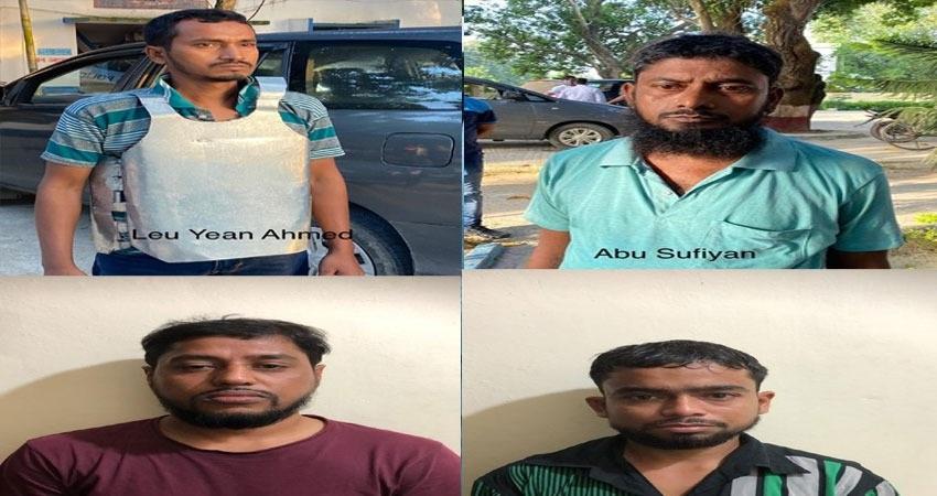 केरल और बंगाल में NIA के हाथ लगी बड़ी सफलता, अलकायदा से जुड़े 9 आतंकी गिरफ्तार