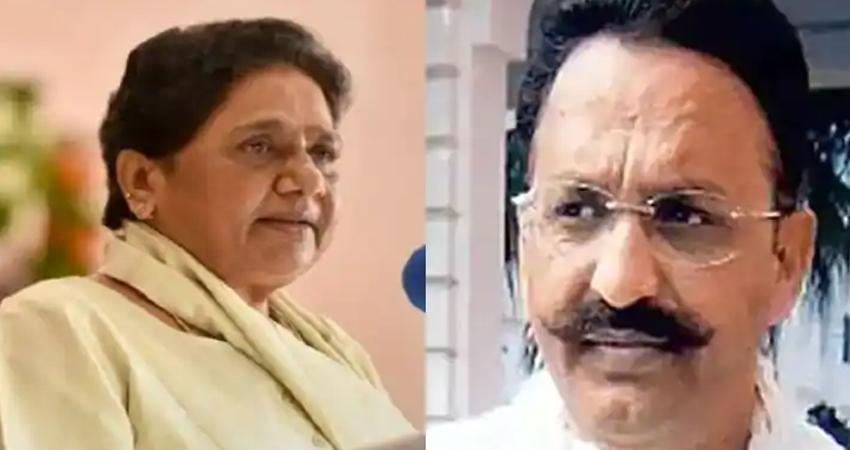 मुख्तार अंसारी को BSP नहीं देगी टिकट, मायावती ने कहा- बाहुबली और माफिया से दूर रहेगी पार्टी