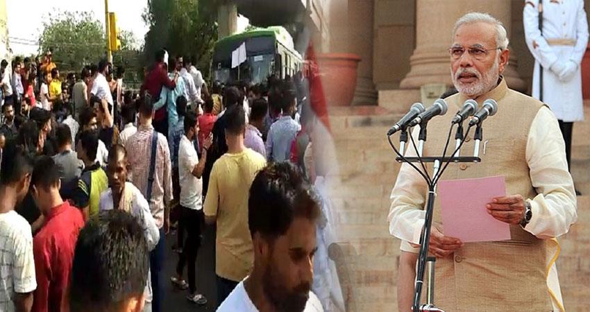 बंगाल हिंसा में पीड़ित 50 परिवार पहुंचे दिल्ली, PM के शपथ ग्रहण समारोह में करेंगे शिरकत