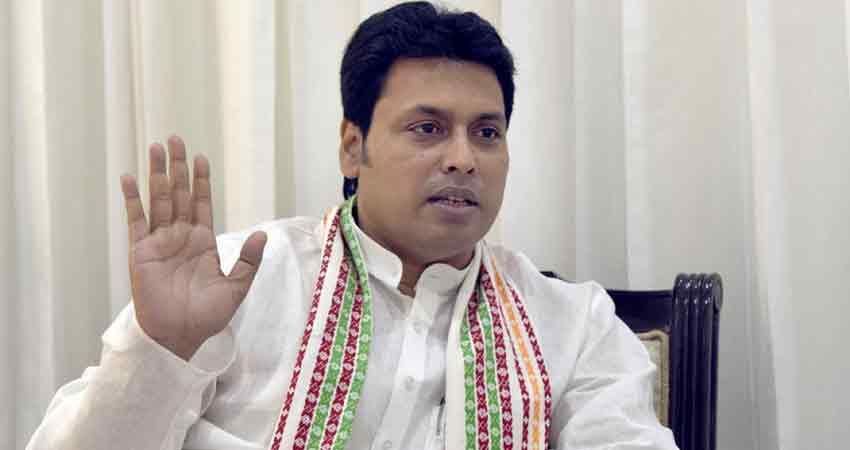महाभारत काल में इंटरनेट से लेकर इंडियन ब्यूटी तक, इन बयानों से विवाद में फंसे त्रिपुरा CM