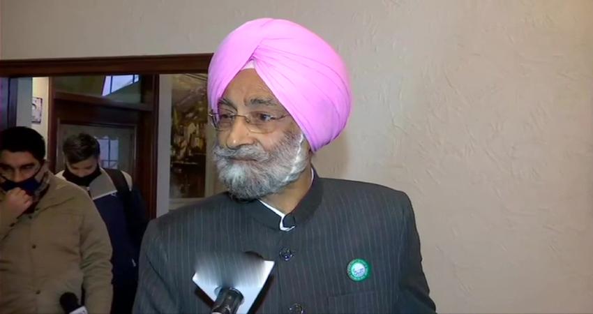 Farmers Protest: भूपिंदर सिंह मान ने बताई SC की समिति से हटने की वजह