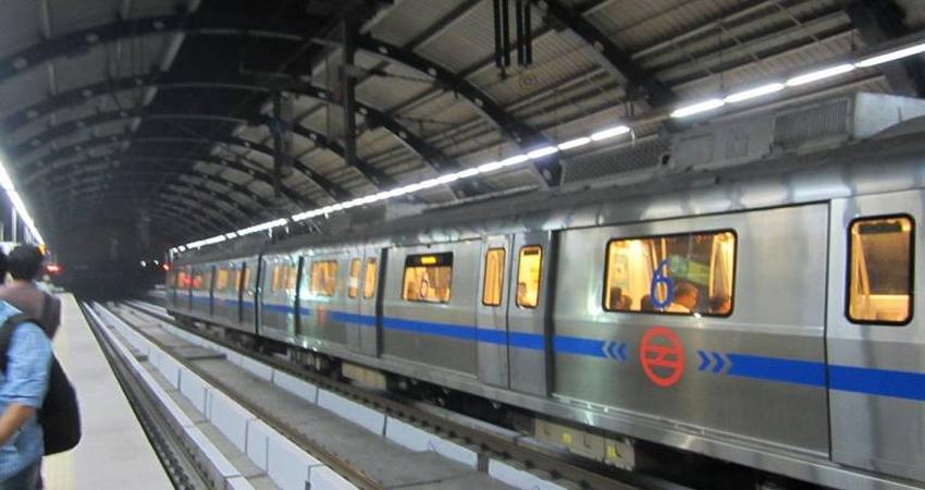 मिनटों में तय होगा वैशाली से मोहन नगर का सफर, Blue Line मेट्रो का विस्तार जल्द