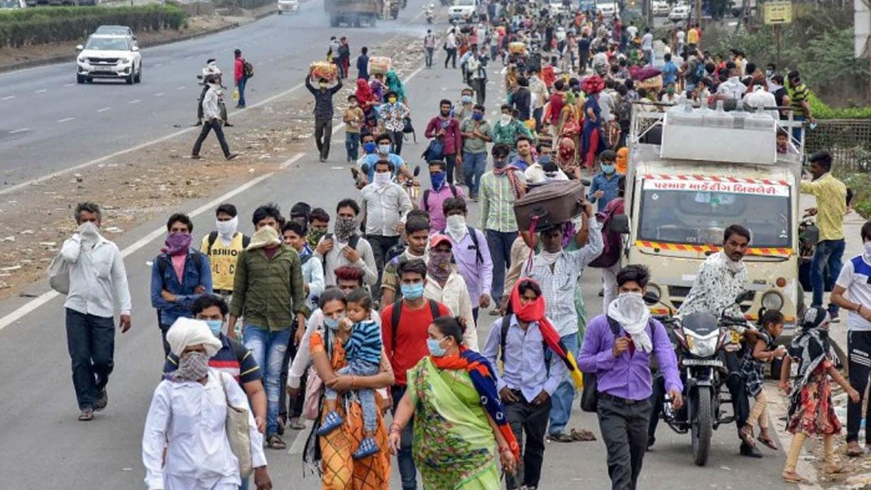 कोरोना लॉकडाउन : योगी सरकार ने दिल्ली में मदद को स्थापित किया कंट्रोल रूम