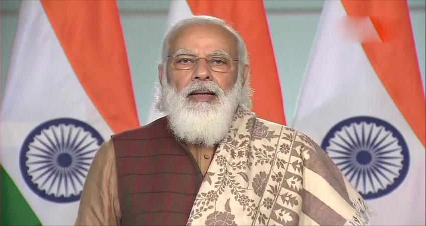 प्रवासी भारतीय दिवस सम्मेलन में बोले PM मोदी- भारत का लोकतंत्र मजबूत और  जीवंत