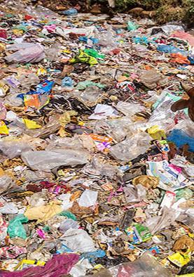 प्लास्टिक का बढ़ता संकट