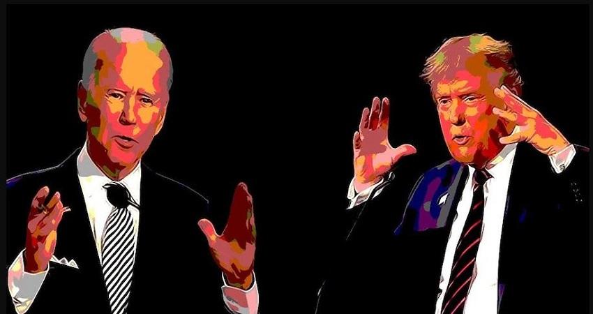 US Election 2020: जीत को लेकर ट्रंप-बाइडन के अपने-अपने दांवे, दोनों को है जीत का इंतज़ार...