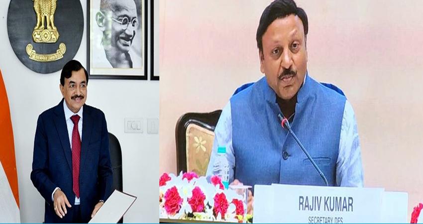 कोरोना: मुख्य चुनाव आयुक्त सुशील चंद्रा और इलेक्शन कमिश्नर राजीव कुमार हुए कोरोना संक्रमित