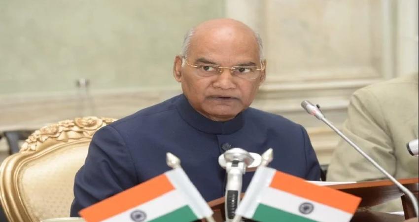देश के IIT और NIT जैसे संस्थान निकाल लेंगे प्रदूषण का समाधान: रामनाथ कोविंद
