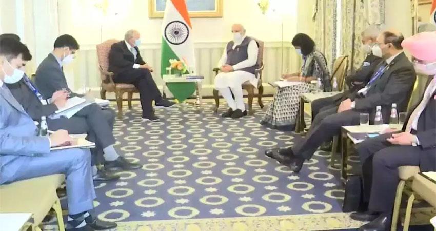 PM मोदीके साथ बैठक में शीर्ष अमेरिकी CEO ने भारत में हुए सुधारों की सराहना की