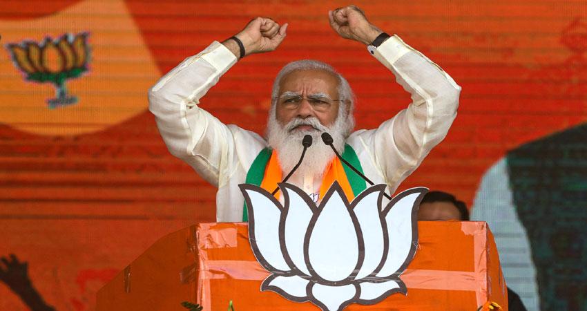 विपक्ष पर PM मोदी का हमला, कहा- CAA, कृषि बिल को लेकर फैला रहे भ्रम